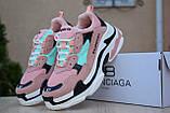 Кросівки Balenciaga Triple S (весна/осінь, жіночі, текстиль), фото 5