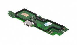 Нижняя плата Lenovo A850 с разьемом зарядки и микрофоном