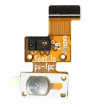 Шлейф Lenovo S720 с кнопкой включения и датчиком приближения