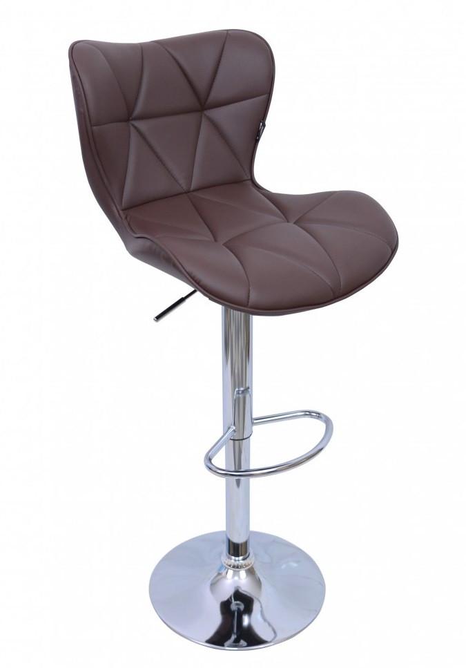 Барный стул Hoker Bonro 509. Цвет коричневый.