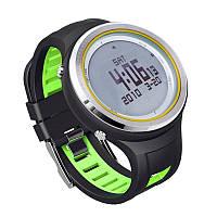 Часы SunRoad FR800NA для туризма – водозащита 5АТМ, барометр, альтиметр, компас, термометр, шагомер, таймер