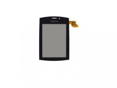 Сенсор (тачскрин) Nokia Asha 303 черный