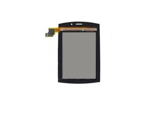 Сенсор (тачскрин) Nokia Asha 303 черный, фото 2