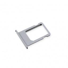 Держатель SIM-карты Apple iPhone 5S, iPhone SE белый