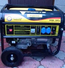 Генератор бензиновый Forte 6500
