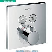 Смеситель для ванны HANSGROHE SHOWER SELECT термостатический.
