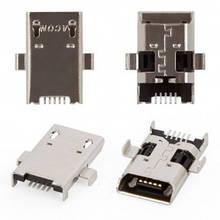 Разъем зарядки (коннектор) Asus ME103 (K010), ZenPad 10 Z300, ZenPad 8.0 Z380KL, Z380C 5 pin, micro-USB тип-B