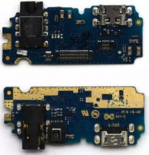 Нижняя плата Meizu U10 (U680H) с разьемом наушников, с разьемом зарядки, микрофоном