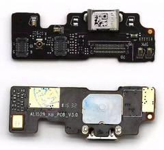Нижняя плата Meizu U20 U685H с разьемом зарядки, микрофоном