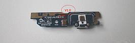 Нижняя плата Meizu M3 Note (L681H) с разьемом зарядки и микрофоном, версия 1.0
