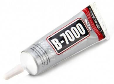 Средний Клей-герметик B7000, универсальный, прозрачный, 50мл, фото 2