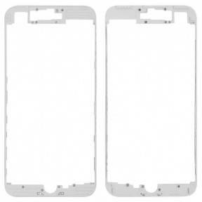 Рамка крепления дисплея для Apple iPhone 7 Plus белая, фото 2