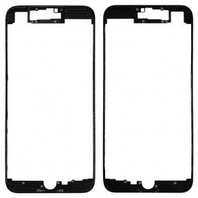 Рамка крепления дисплея для Apple iPhone 7 Plus черная
