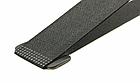 Хомут / стяжка / компресійна стропа для фіксації липучкою Velcro Велкро з пластиковим кільцем, фото 5
