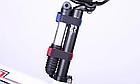 Хомут / стяжка / компресійна стропа для фіксації липучкою Velcro Велкро з пластиковим кільцем, фото 8