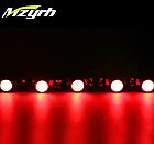 Швидкознімний підсідельний алюмінієвий CNC / ЧПУ хомут з ексцентриком 34,9 мм і мигалкою MZYRH, фото 6