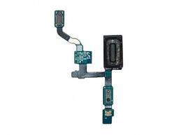 Шлейф Samsung N920F Galaxy Note 5, N9200 с датчиком освещения и приближения и динамиком