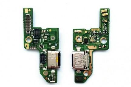 Нижняя плата Huawei Honor 8 (FRD-L09, FRD-L19), Standard Edition, Premium Edition с разъемом зарядки, с