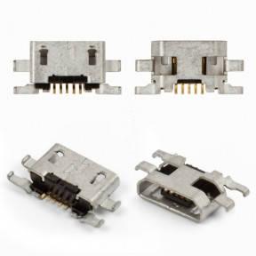 Разъем зарядки (коннектор) Sony C2304 S39h, C2305 S39h Xperia C, 5 pin, micro USB тип-B, фото 2