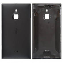 Задняя крышка Nokia Lumia 1520 (RM-938) черная