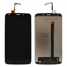 Дисплей Doogee T6 с сенсором (тачскрином) черный