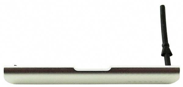 Заглушка Sony F3111 Xperia XA, F3112 серая, фото 2