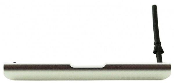 Заглушка Sony F3111 Xperia XA, F3112 серая