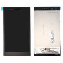 Дисплей Lenovo TB3-730X Tab 3 7, TB-7304i Tab 7 с сенсором (тачскрином) черный