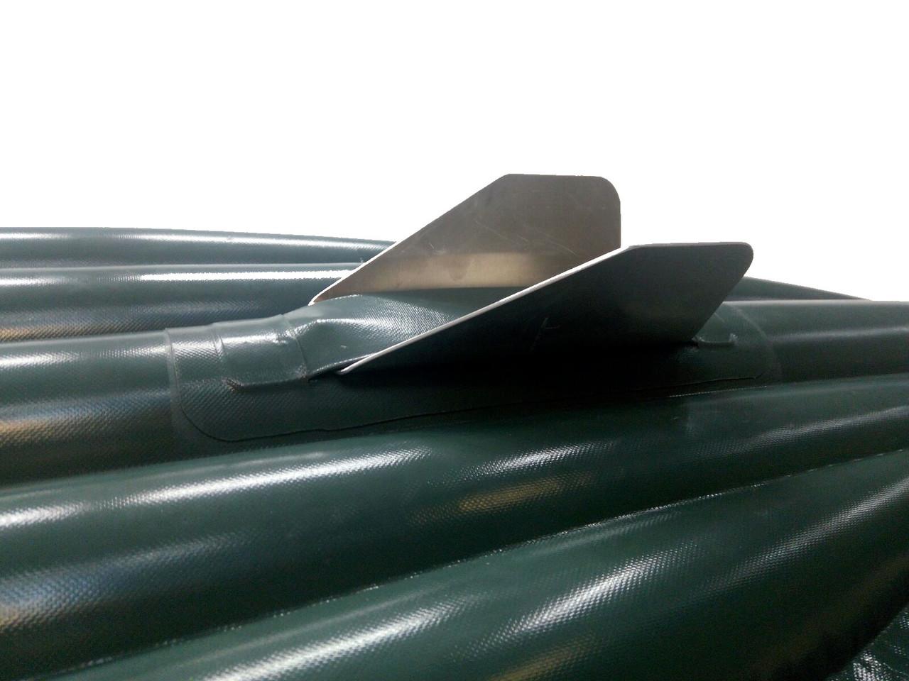 Перо (скег, курсовой стабилизатор, киль) для байдарки