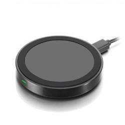 Індуктивна бездротова Kronos QI зарядка для Samsung, Nokia, HTC і інших смартфонів (acf_00168)