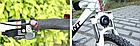 Мембранный электрический клаксон / гудок / сигнал 8.4V Aowe FA-668 (батарея-повербанк 8.4 / 5 V, литая кнопка), фото 8
