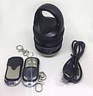 Навесная велосипедная / бытовая противоугонная USB сигнализация с управлением на брелке ДУ FEDOG F-115, фото 2