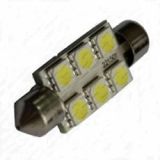 """Світлодіодна лампа SV8.5-6 42мм """"Prime-X"""""""