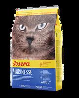 Josera Marinesse Гипоаллергенный сухой корм для кошек с лососем и рисом 10 кг
