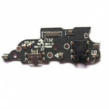 Нижняя плата Meizu M6 Note (M721H) с разьемом зарядки, микрофоном