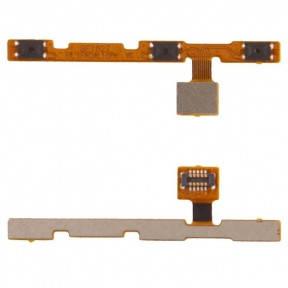 Шлейф Huawei Honor 8 FRD-L09, FRD-L19 с кнопкой включения и кнопками громкости, фото 2