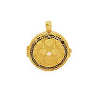 Талисман Медальон Лок-Амулет, по знаку гороскопа