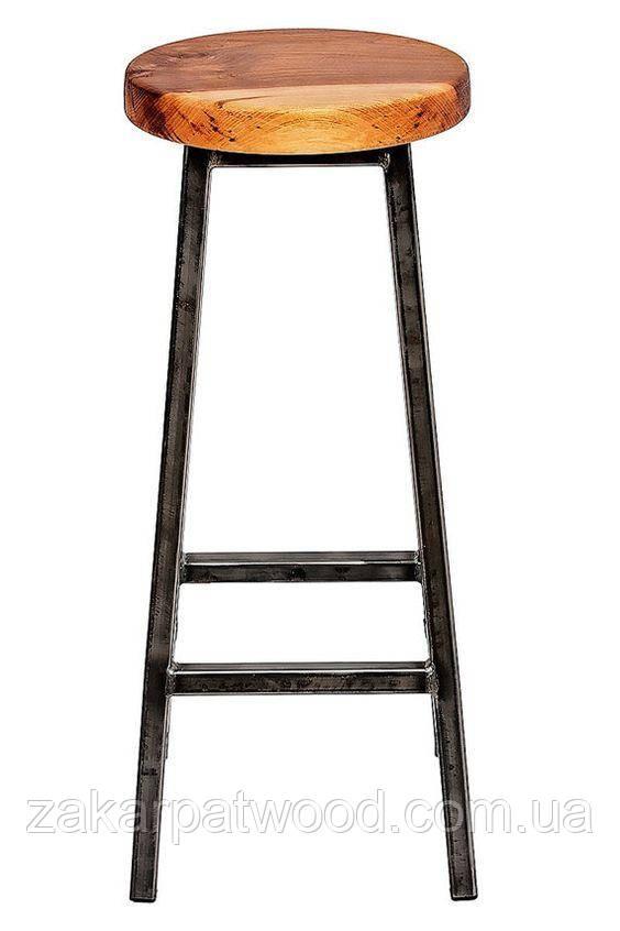 Барний стілець лофт 75см (L_9)