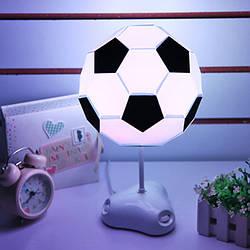 Настольный светильник конструктор в виде футбольного мяча Kronos Toys SD357 (acf_00223)