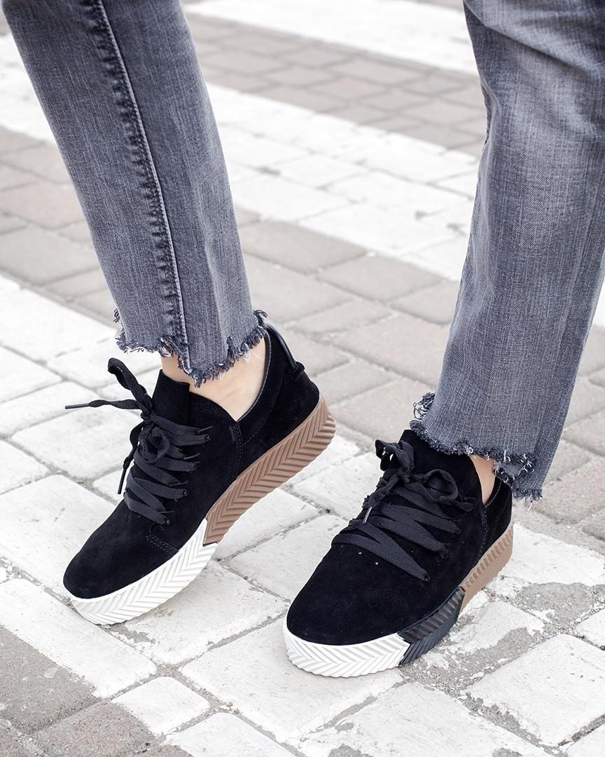 Кроссовки женские в стиле Кроссовки женские в стиле Adidas x Alexander Wang