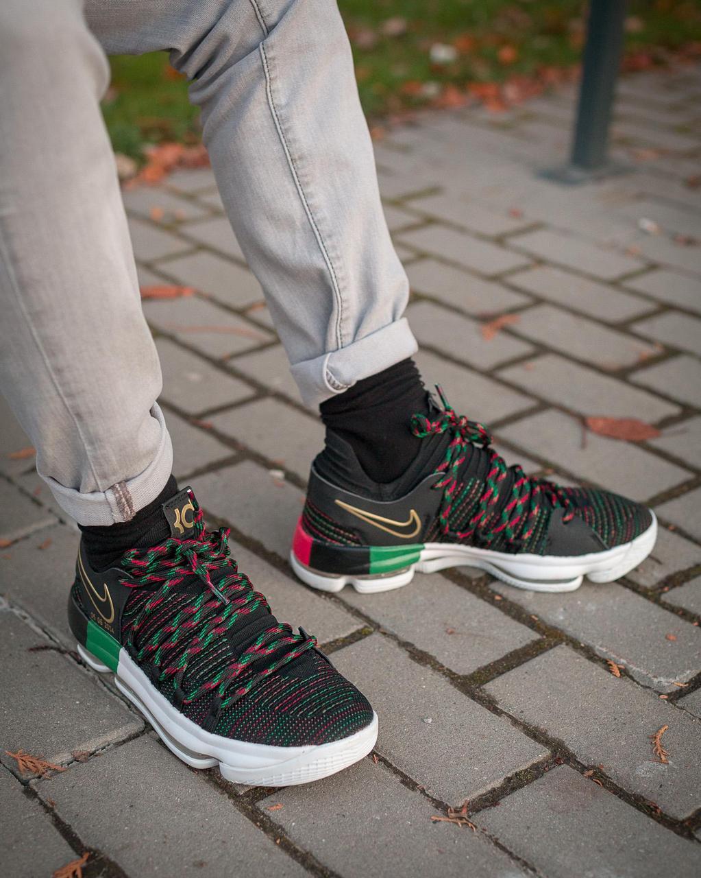 Кроссовки женские в стиле Nike KD10