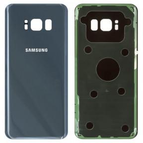 Задня кришка Samsung G950F Galaxy S8 (2017) блакитна, Coral Blue Оригінал Китай