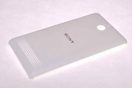 Задняя крышка Sony D2004 Xperia E1, D2005, D2104, D2105, D2114 белая, фото 2