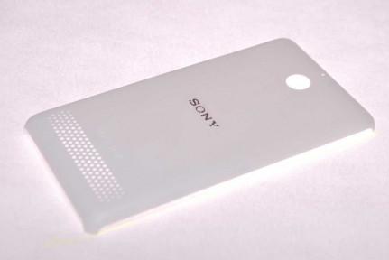 Задняя крышка Sony D2004 Xperia E1, D2005, D2104, D2105, D2114 белая