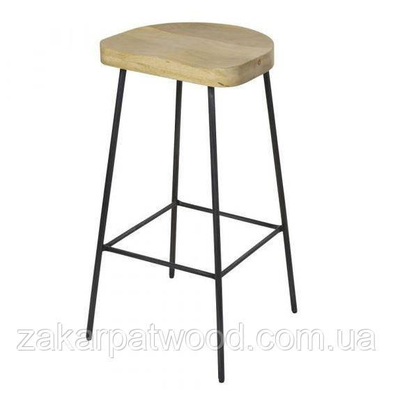 Барний стілець лофт 70см (L_111)