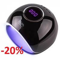 LED+UV лампа STAR 5 72W Black