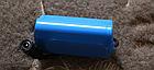 Мембранний електро вело / мото клаксон / гудок / сигнал 120 Дб 12V на кнопці з блоком акумуляторів 2500 мАч), фото 8