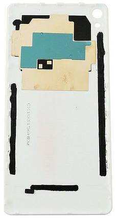 Задняя крышка Sony F3311 Xperia E5, F3313 белая Оригинал Китай, фото 2