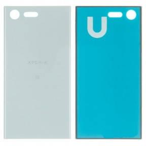 Задняя крышка Sony F5321 Xperia X Compact, голубая Оригинал Китай, фото 2