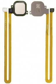 Шлейф Huawei Nova (CAN-L11) со сканером отпечатка пальца золотистый, фото 2